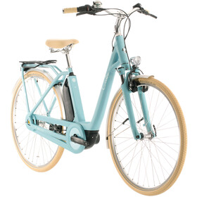 Cube Ella Cruise Hybrid 500 Easy Entry, blue/blue